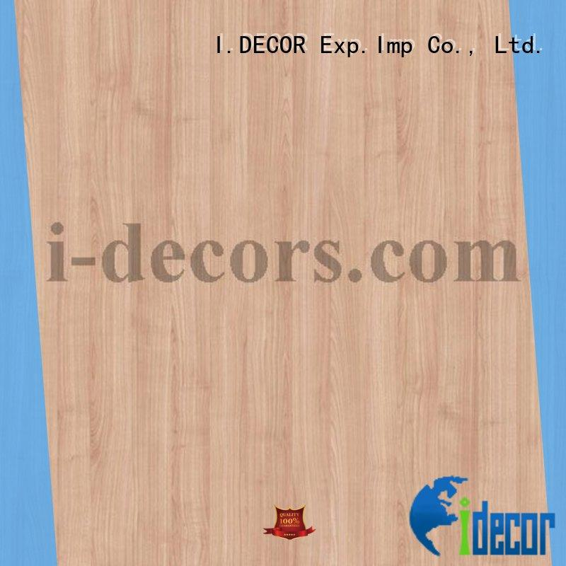 I.DECOR particleboard melamine paper suppliers supplier for building