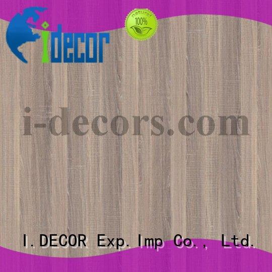 melamine paper for mdf grain for house I.DECOR