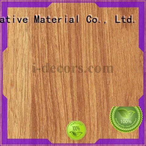 I.DECOR Decorative Material furniture laminate sheets 40501 40504 decorative grain