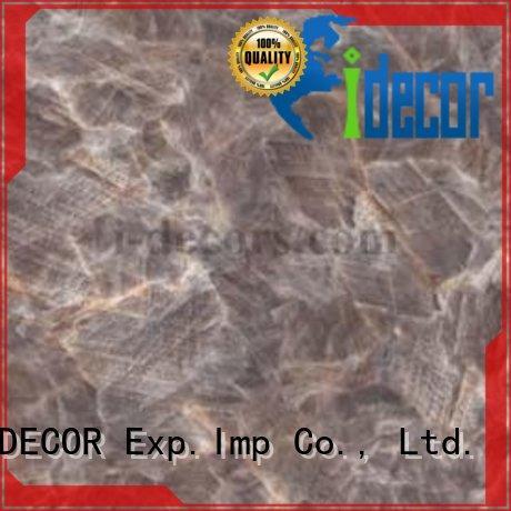 idecor finish foil paper supplier for Villa I.DECOR