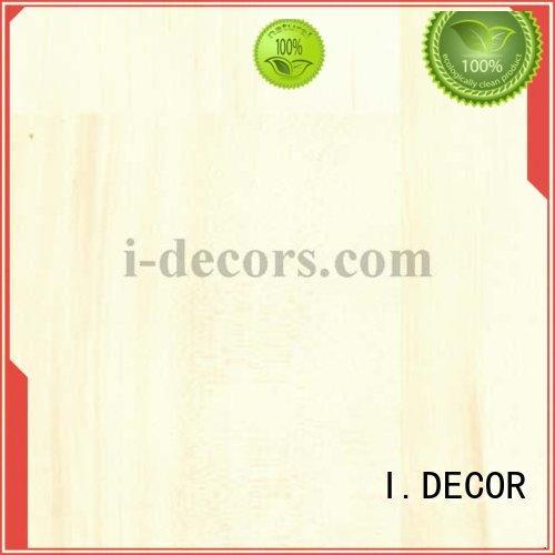 Hot refine wood grain paper paper high class I.DECOR Brand