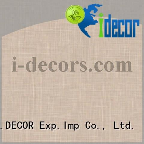 I.DECOR customized melamine impregnated paper wholesale