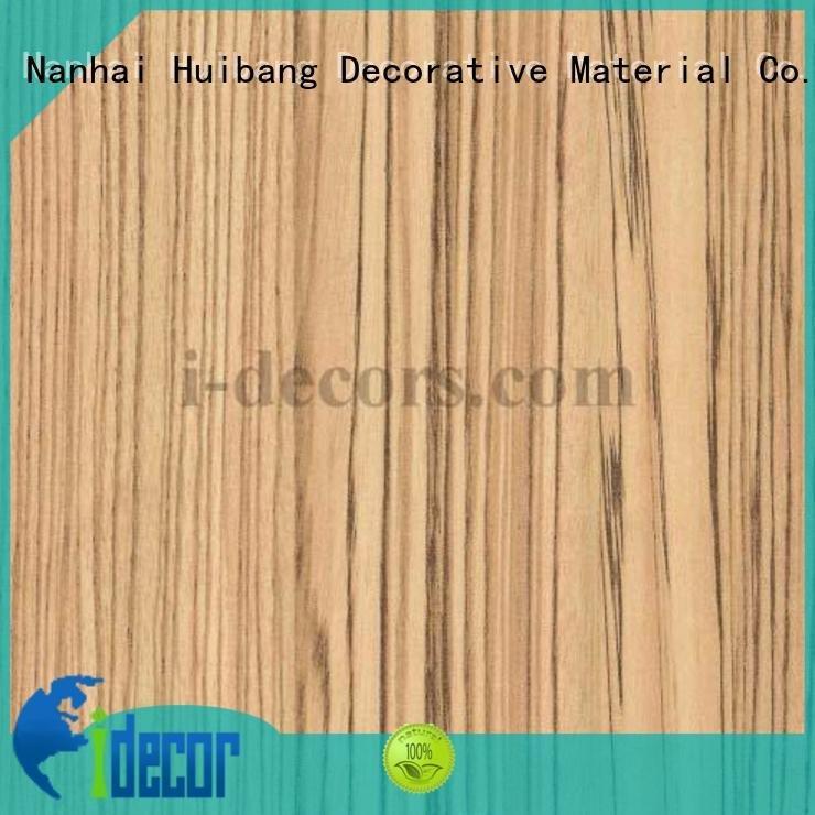 Custom melamine impregnated paper 41232 chestnut cuckoo I.DECOR Decorative Material