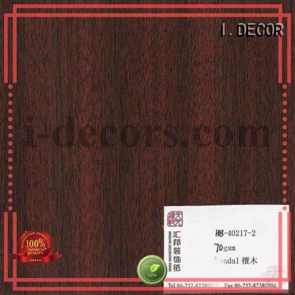 grain paper finish foil paper foil decor I.DECOR company