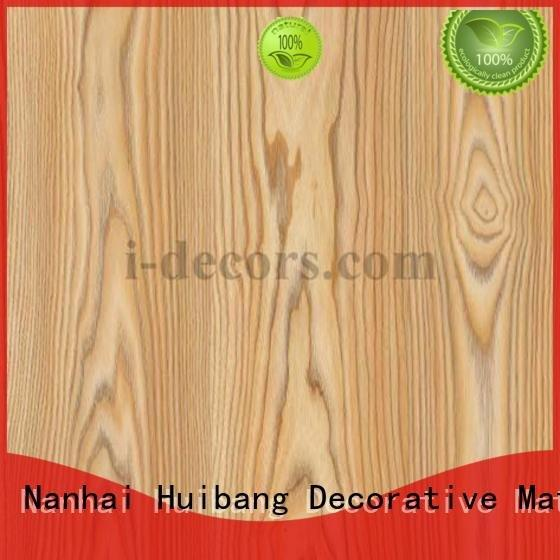 Quality wood wall covering I.DECOR Decorative Material Brand id7010 fine decorative paper