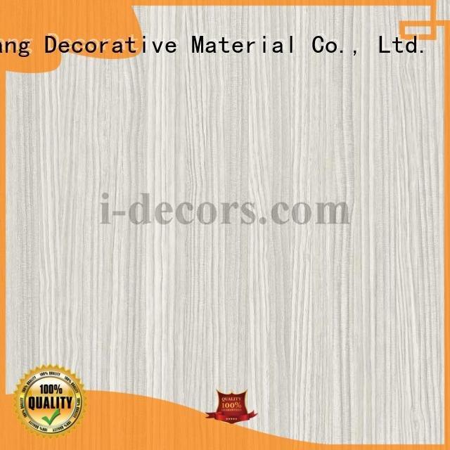 I.DECOR Decorative Material flooring furniture melamine impregnated paper pear flower