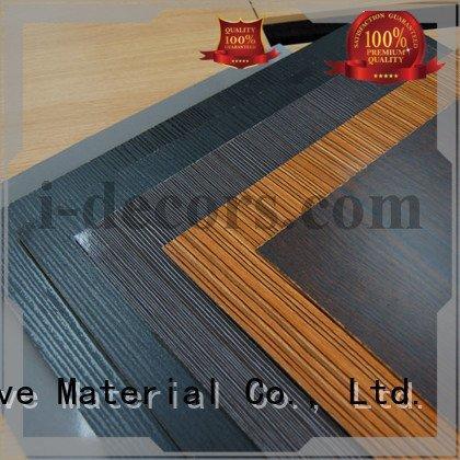 decorative plywood panels panel melamine I.DECOR Decorative Material