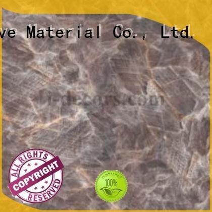 I.DECOR Decorative Material Brand decor a992 wood finish foil paper