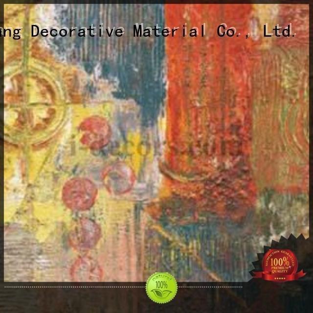 I.DECOR Decorative Material melamine impregnated paper furniture 41232 41149 cuckoo