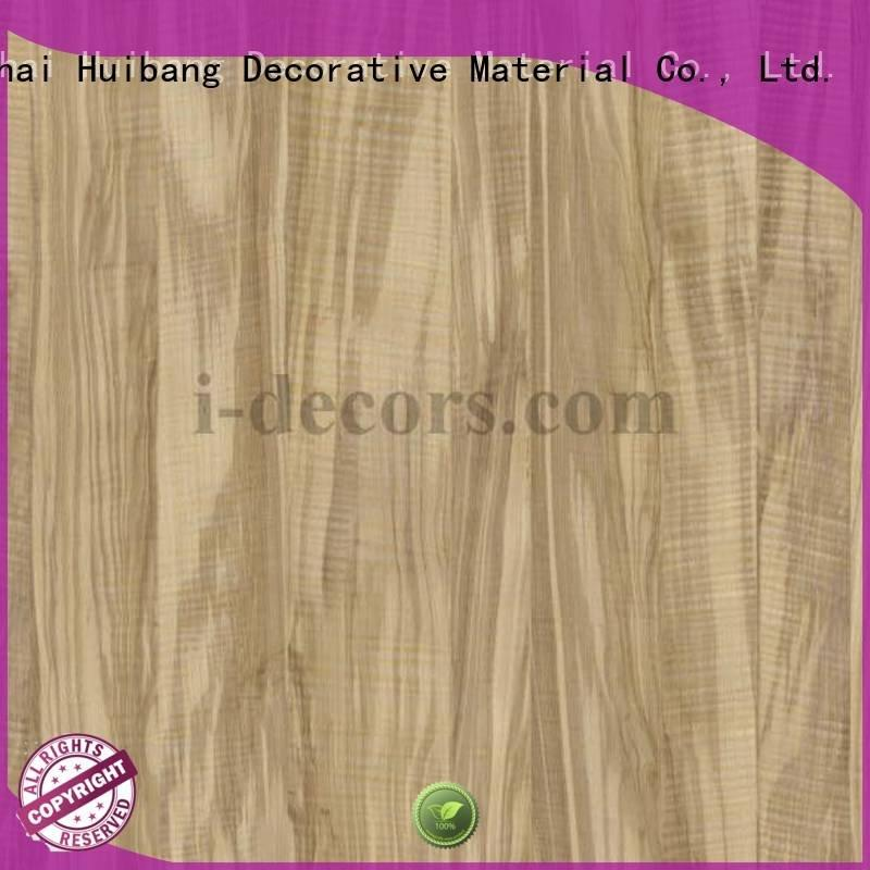 wood feet I.DECOR Decorative Material walnut melamine