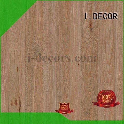 Wholesale id1101 feet walnut melamine I.DECOR Brand