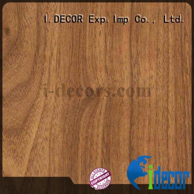I.DECOR quality decorpaper customized for library