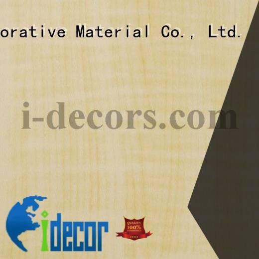 I.DECOR Decorative Material application melamine impregnated paper cuckoo pear