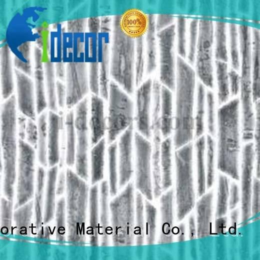 I.DECOR Decorative Material paper art 41151 furniture ice bamboo