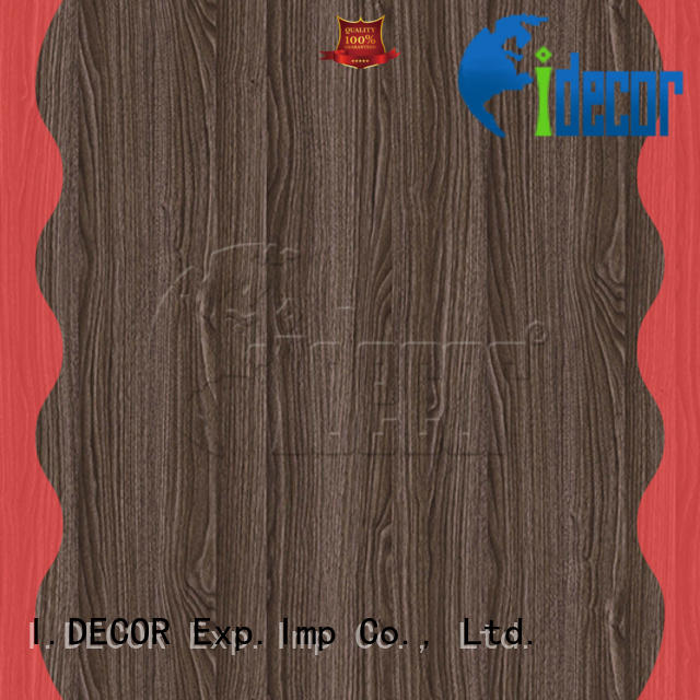 professional wood grain laminate paper directly sale for master room