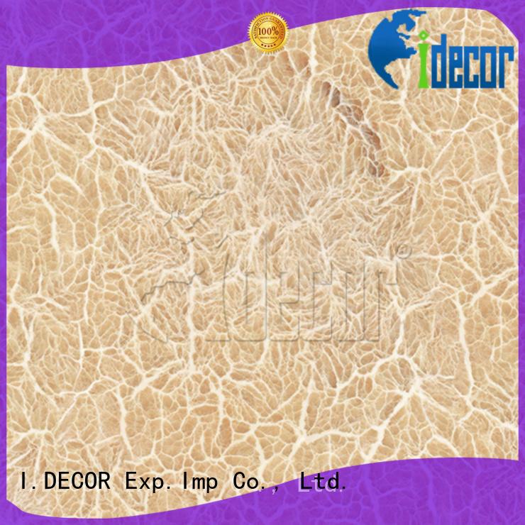 I.DECOR Stone Decorative Paper series for library
