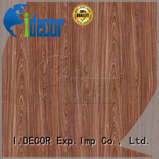 I.DECOR wood scrap paper from China for drawing room