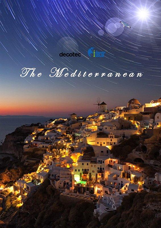 From what I can see in your eyes ,the Mediterranean series are what you want.