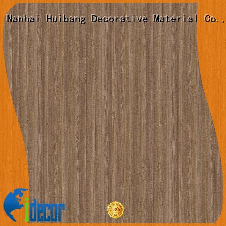 idkf7008 walnut 78141 wall decoration with paper I.DECOR Decorative Material
