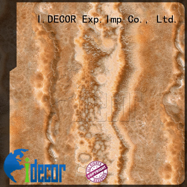 I.DECOR top quality stone effect paper for book store