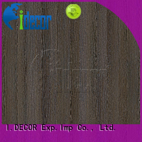 I.DECOR stable wood design paper directly sale for dining room