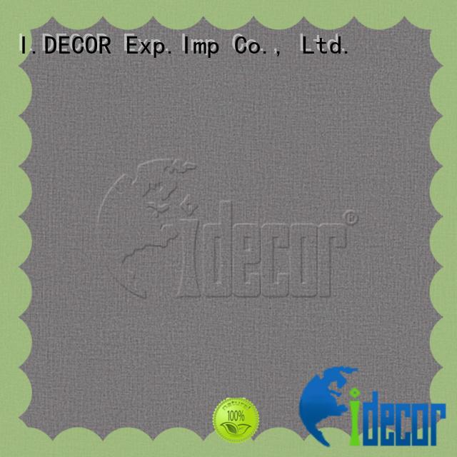 I.DECOR practical Fabric Decorative Paper design for shopping center