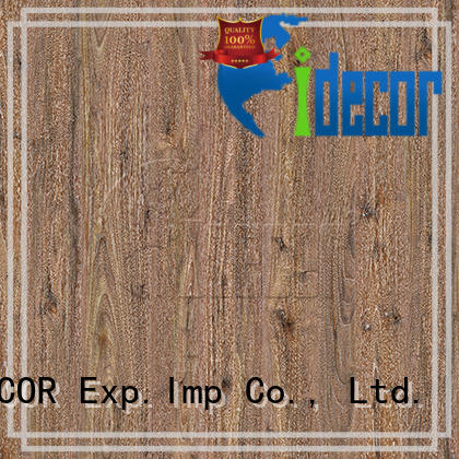 I.DECOR professional wood background paper series for study room