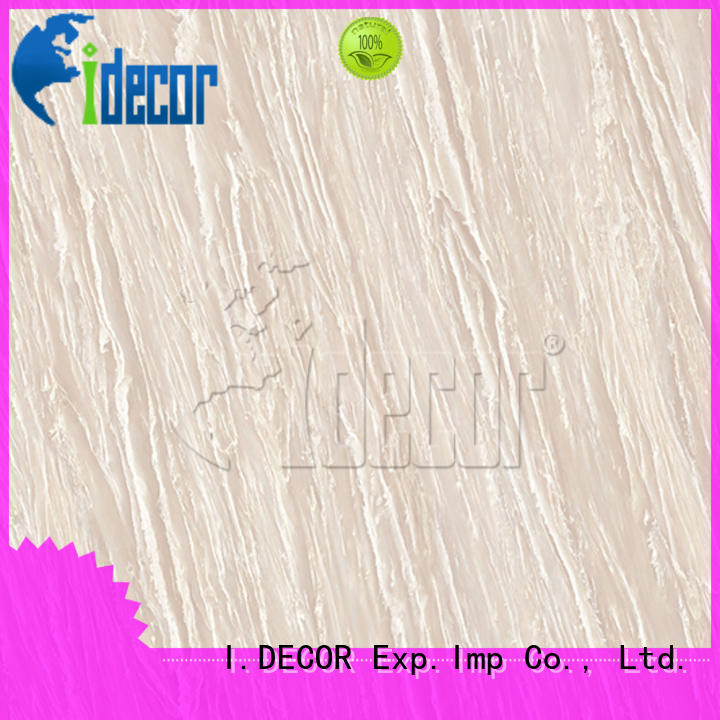 I.DECOR stone look paper manufacturer for museum