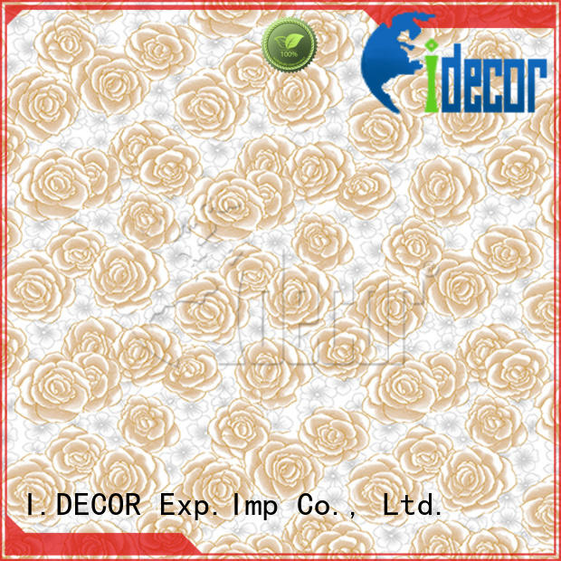 I.DECOR printing stone look paper for house