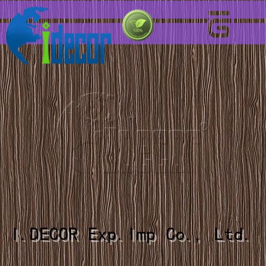 I.DECOR wood grain printer paper directly sale for drawing room