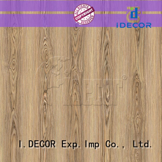 I.DECOR stable wood grain digital paper directly sale for study room
