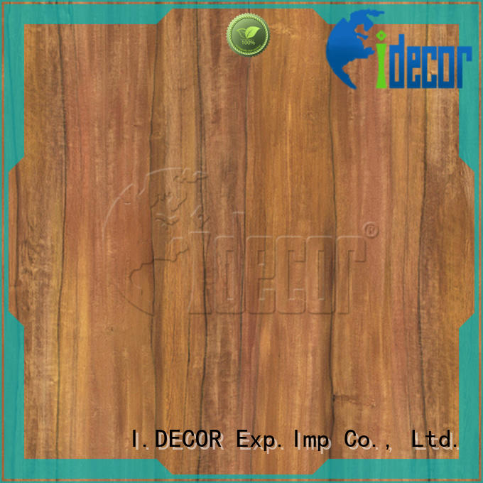 I.DECOR professional wood grain texture paper series for study room