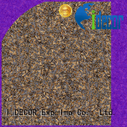 I.DECOR eco-friendly stone effect paper for museum