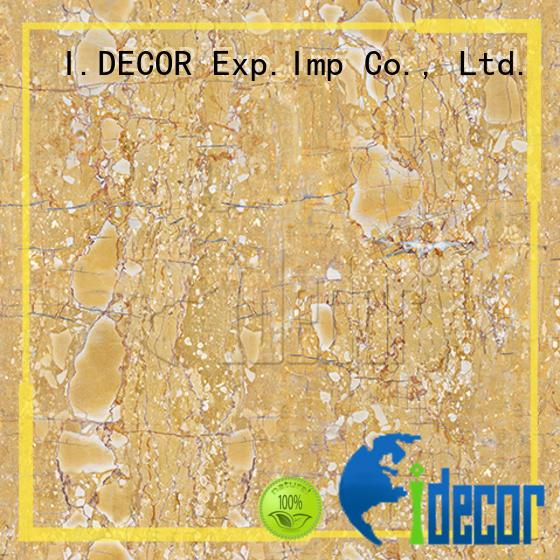 I.DECOR Stone Decorative Paper customized for library