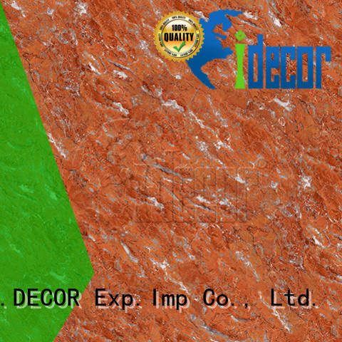 I.DECOR colorful stone effect paper for museum