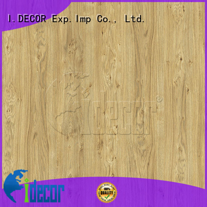 I.DECOR wood grain shelf paper from China for drawing room