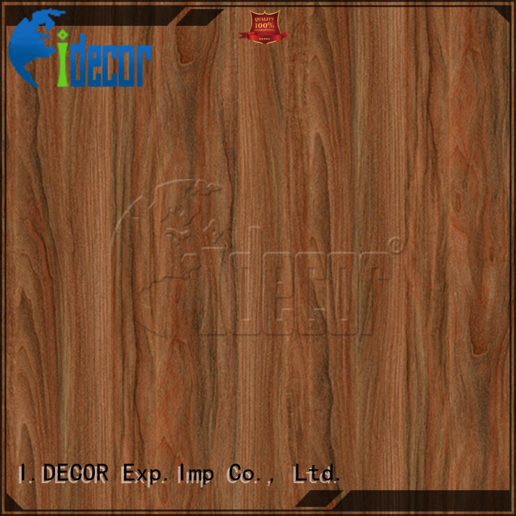 I.DECOR stable wood sticker paper customized for master room