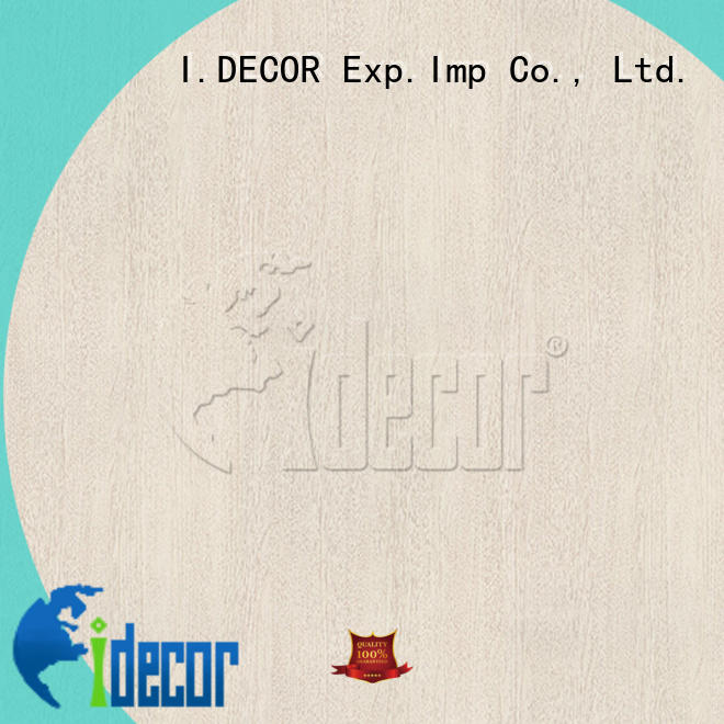 I.DECOR professional wood effect craft paper from China for drawing room