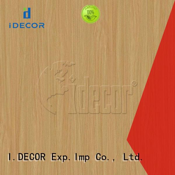 I.DECOR printable wood grain paper series for master room