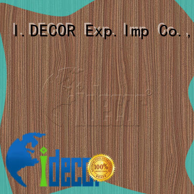 real wood grain embossed paper from China for master room