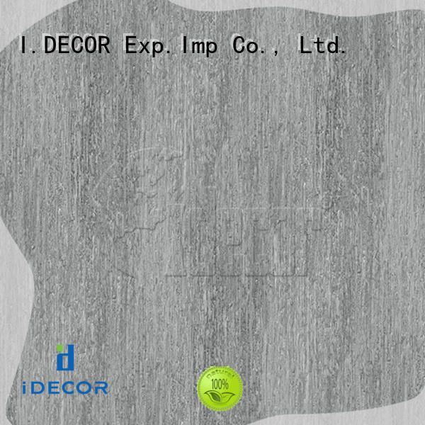 I.DECOR professional faux wood paper series for guest room