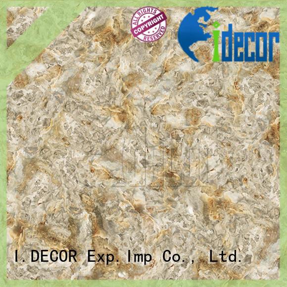Stone Decorative Paper manufacturer for book store I.DECOR