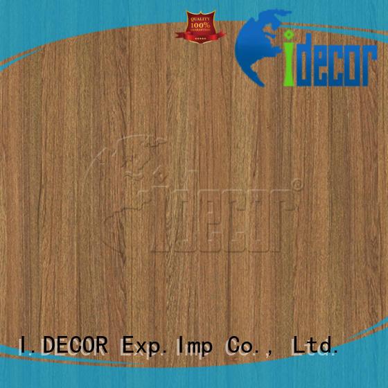 I.DECOR wood grain printer paper series for study room
