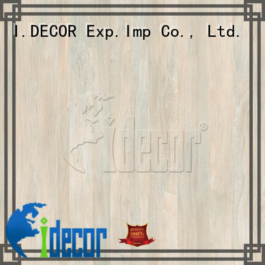 I.DECOR wood grain sticky paper directly sale for dining room