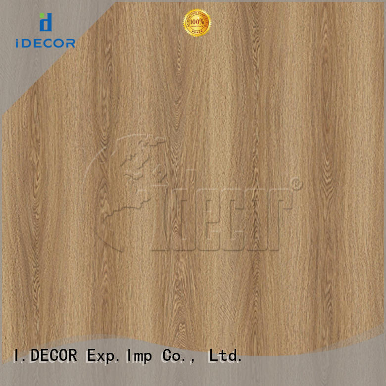 I.DECOR stable wood grain tissue paper customized for study room
