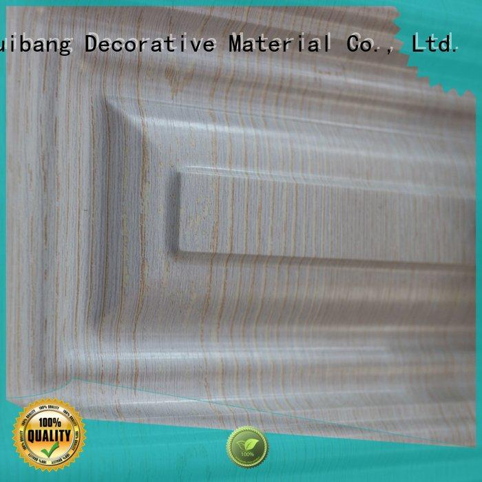 I.DECOR Decorative Material Brand finish foil wood grain pvc film pvc film pvc film