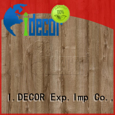 I.DECOR professional wood print paper directly sale for study room