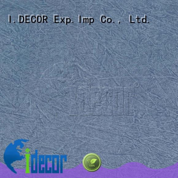I.DECOR Fabric Decorative Paper supplier for shopping center