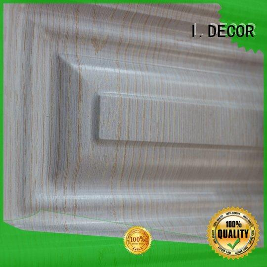 finish foil pvc film pvc film pvc film I.DECOR pvc woodgrain