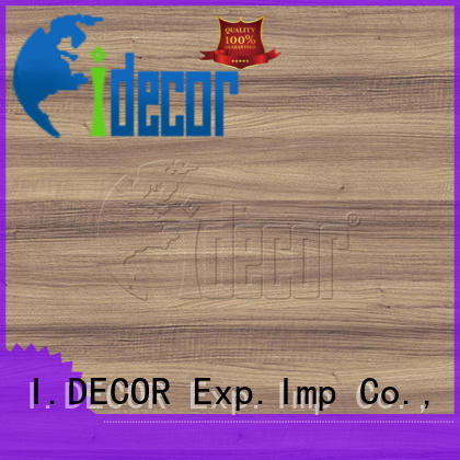 I.DECOR wood grain pattern paper series for drawing room